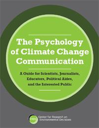 Guía para comunicar el cambio climático