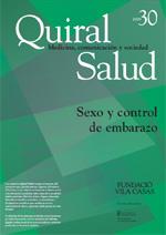 Sexo y control del embarazo, nuevo cuaderno QuiralSalud