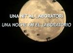 Una noche en el laboratorio, inicio del Máster en Comunicación Científica