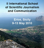 II International School for Scientific Journalism and Communication