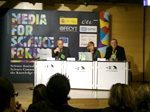 El estado del periodismo científico, en el Media For Science Forum