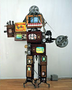 Robot dreams, an exhibition of Museum Tinguely