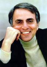 Homenatge a Carl Sagan i el seu Cosmos