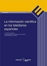 La información científica en los telediarios españoles