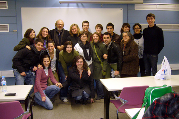 Observatori de la Comunicació Científica: Vídeos dels alumnes del Màster en Comunicació Científica