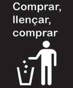 Compradors adoctrinats en el consumisme compulsiu