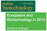 El Eurobarómetro 2010 en Nature Biotechnology