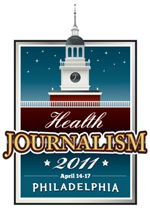 Conference on Health Journalism 2011 in Philadelphia