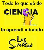 «Todo lo que sé de ciencia lo aprendí mirando Los Simpson»
