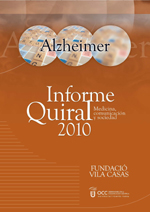 Informe Quiral 2010: Alzheimer en los medios de comunicación