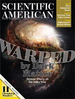 Scientific American internships for Spring 2012 in New York