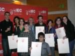 Entrega de diplomes – XV Màster en Comunicació Científica, Mèdica i Ambiental