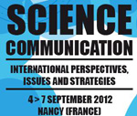 "Call for papers:""Science Communication:International Perspectives, Issues and Strategies"""