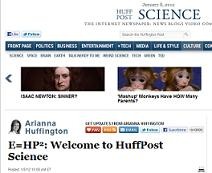 The Huffington Post abre una sección de Ciencia