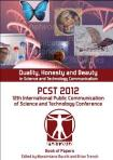 PCST 2012 is now online: book of papers, evaluation survey, podcasts…