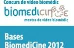 Primer Concurso de Vídeo Biomédico, el BiomediCine 2012