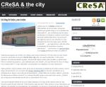 CReSA & the city, un blog gestado en el Campus Gutenberg