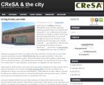 CReSA & the city, un blog gestado en el Campus Gutenberg