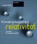VI Jornada de divulgació de la Relativitat