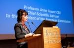 Anne Glover, UE