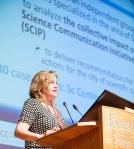 Gema Revuelta miembro del Comité Científico Asesor sobre el Ébola de Cataluña