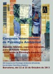 El OCC-UPF participa en el Primer Congreso Internacional de Psicología Ambiental