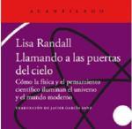Nuevo libro de Lisa Randall sobre física y pensamiento científico